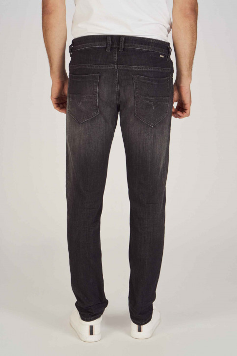 Diesel Jeans slim gris 00SW1_087AM_087AM_DARK GREY img3