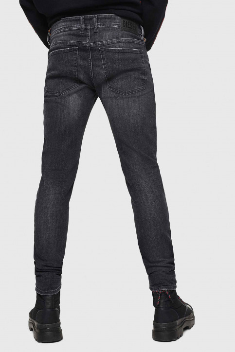 Diesel Jeans skinny denim 00SWJ 084AT_02 MID GREY img3
