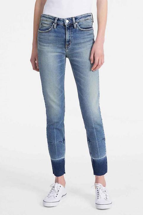 Calvin Klein Jeans skinny denim 011 MR SKINNY ANKLE_911COCO BLUE img1