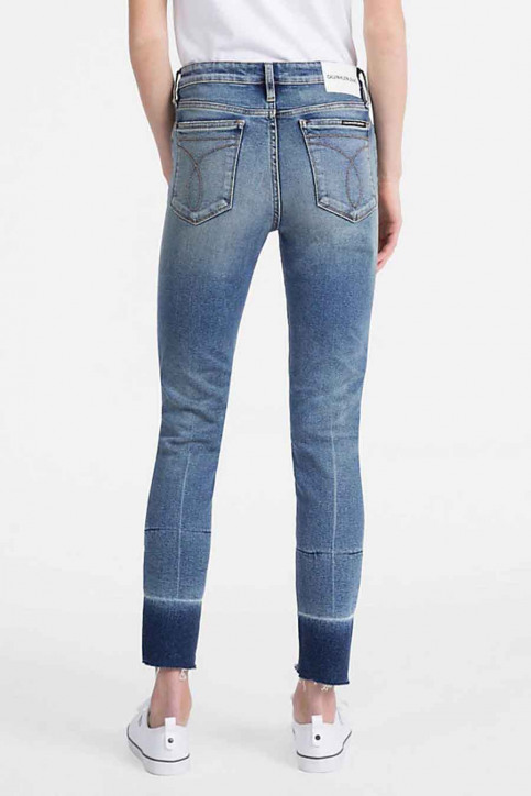Calvin Klein Jeans skinny denim 011 MR SKINNY ANKLE_911COCO BLUE img3