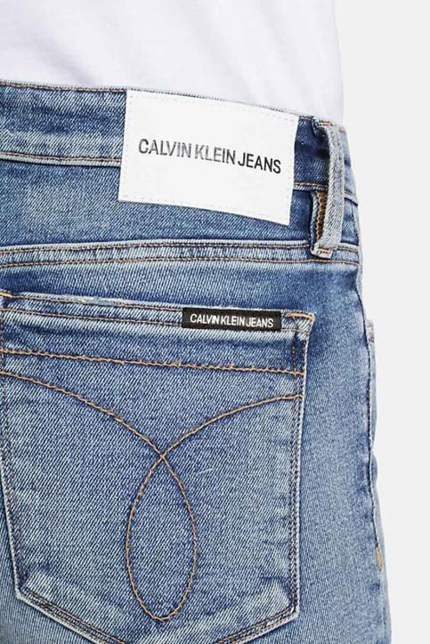 Calvin Klein Jeans skinny denim 011 MR SKINNY ANKLE_911COCO BLUE img4