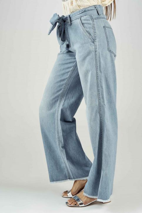 BSB Jeans wide denim 04121202290_90 LIGHT BLUE D img5