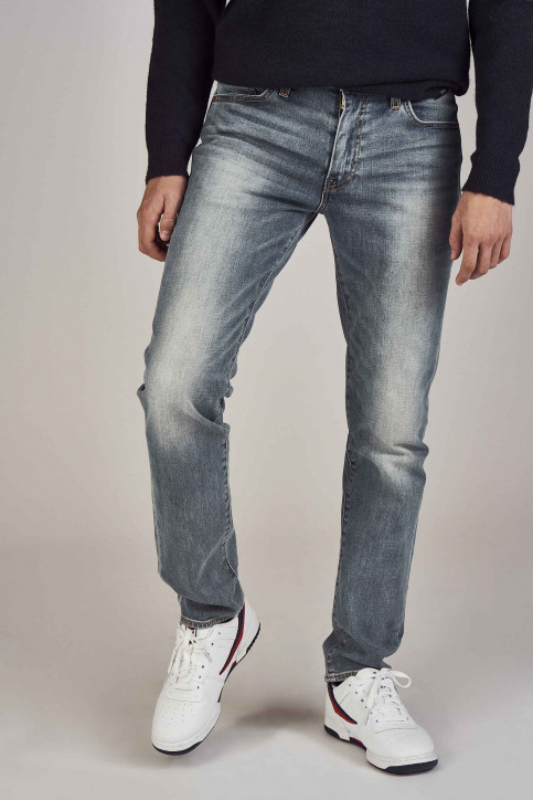Levi's® Jeans slim denim 045113407_3407 AEGEAN ADA img1