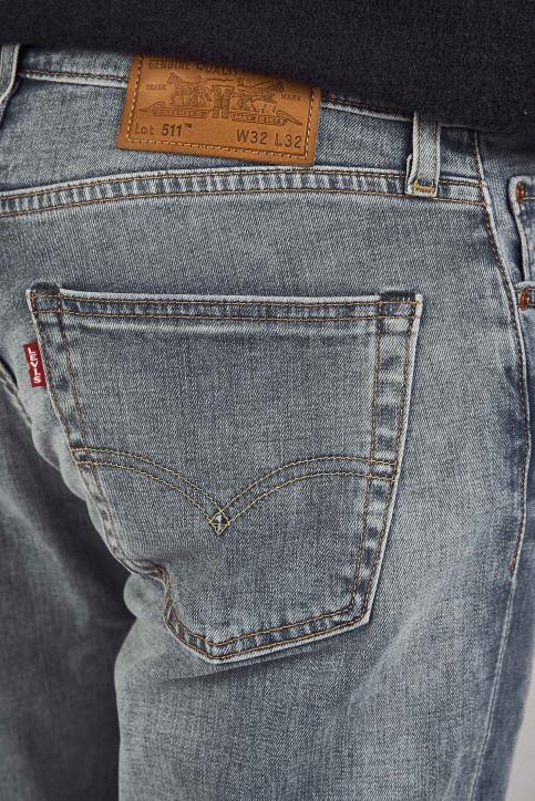 Levi's® Jeans slim denim 045113407_3407 AEGEAN ADA img4
