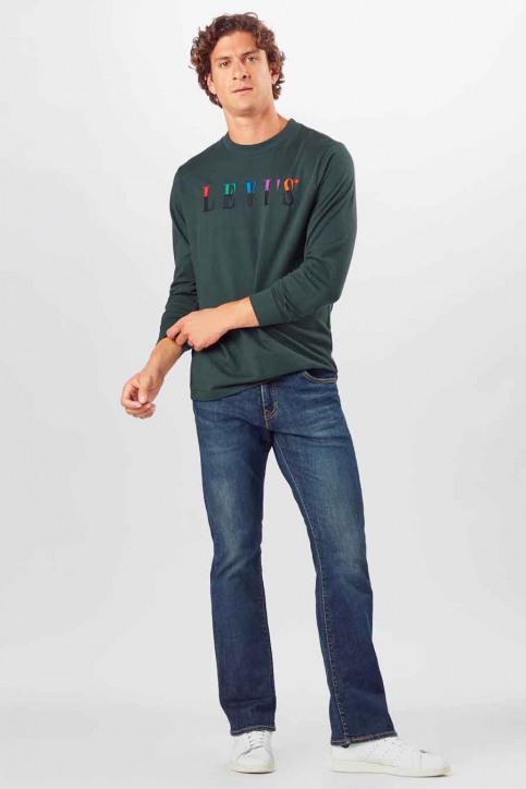 Levi's® Jeans bootcut denim 055270658_0658 ROAD RASH img2