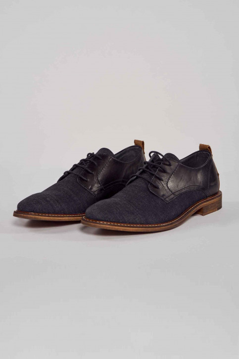 Le Fabuleux Marcel de Bruxelles Chaussures denim 083K24990AT192ZE_DENIM img1
