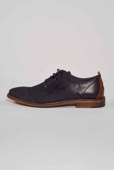 Le Fabuleux Marcel de Bruxelles Chaussures denim 083K24990AT192ZE_DENIM img2