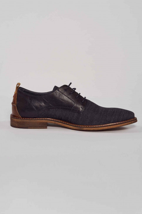 Le Fabuleux Marcel de Bruxelles Chaussures denim 083K24990AT192ZE_DENIM img3