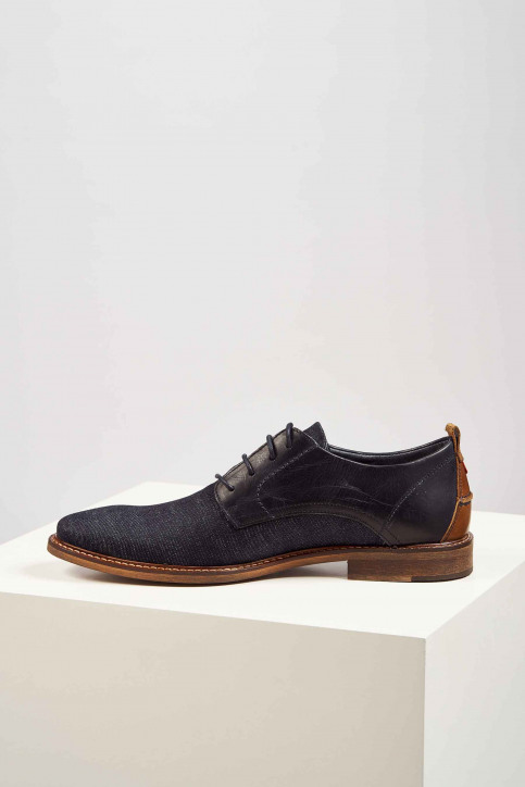 Le Fabuleux Marcel de Bruxelles Chaussures denim 083K24990AT192ZE_DENIM img4