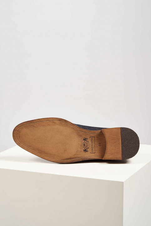 Le Fabuleux Marcel de Bruxelles Chaussures denim 083K24990AT192ZE_DENIM img5