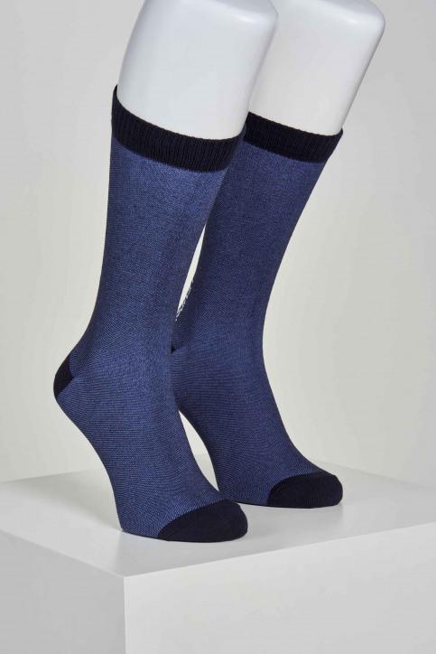 Levi's ® accessoires Sokken blauw 100000587005_005 BLUE CAVIAR img2