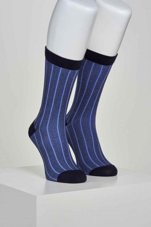 Levi's ® accessoires Sokken blauw 100000587005_005 BLUE CAVIAR img3