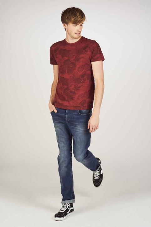 TOM TAILOR Jeans straight denim 1008286_10281 MID BLUE img2