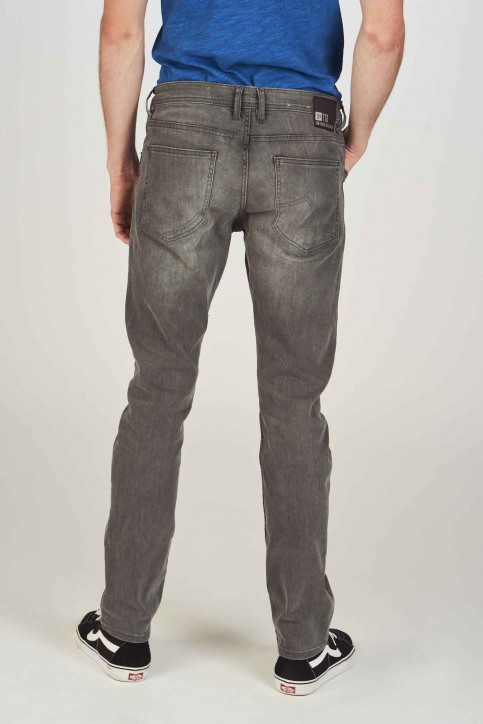TOM TAILOR Jeans straight grijs 1008297_10210 MID GREY img3