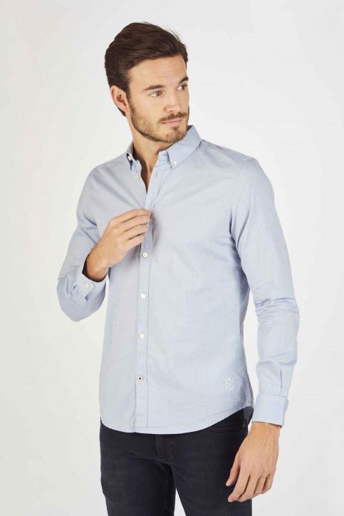TOM TAILOR Chemises (manches longues) bleu 1008320_15837 LIGHT BLU img1