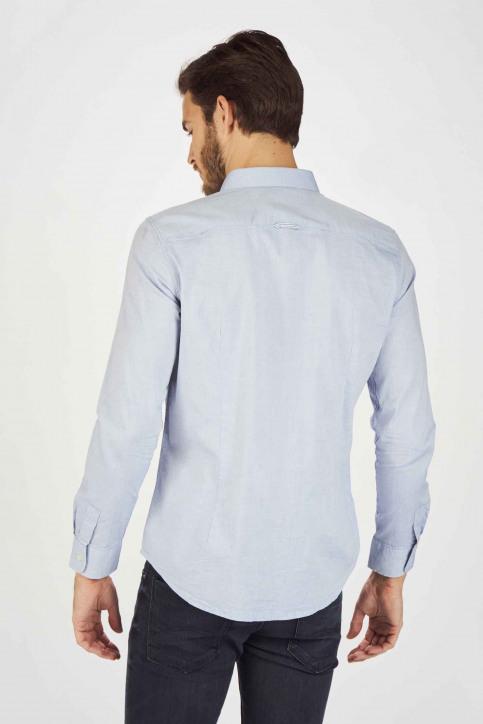 TOM TAILOR Chemises (manches longues) bleu 1008320_15837 LIGHT BLU img3