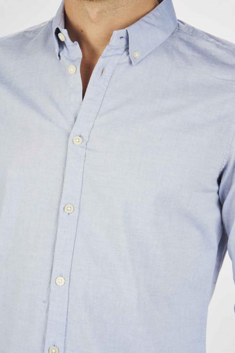 TOM TAILOR Chemises (manches longues) bleu 1008320_15837 LIGHT BLU img4