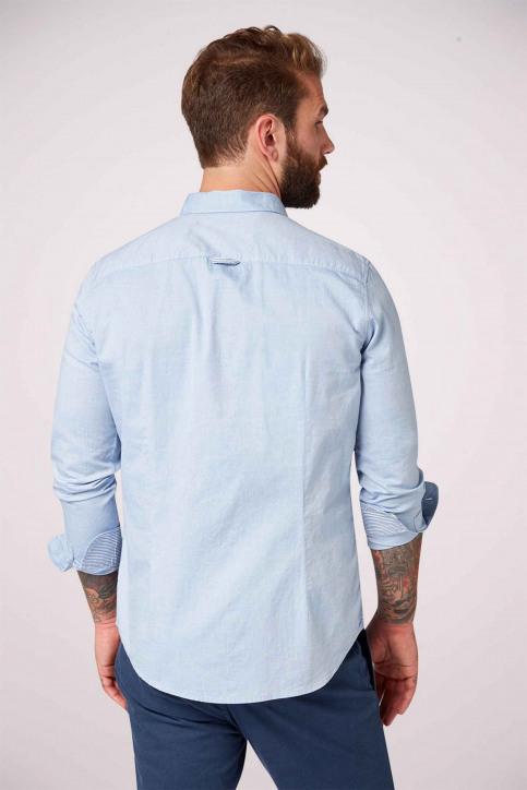 TOM TAILOR Chemises (manches longues) bleu 1008320_15837 LIGHT BLU img5