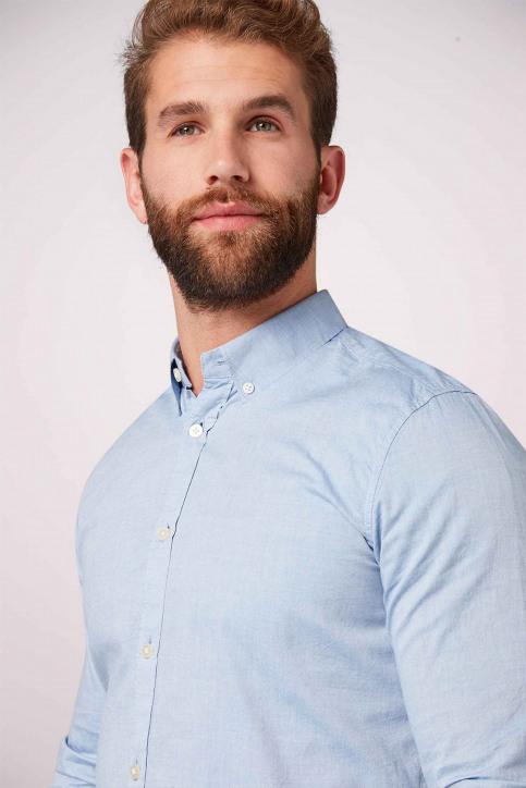 TOM TAILOR Hemden (lange mouwen) blauw 1008320_15837 LIGHT BLU img6