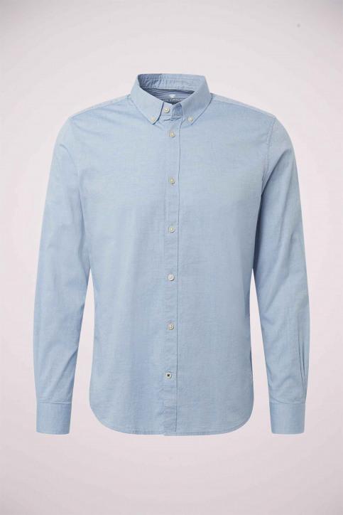 TOM TAILOR Chemises (manches longues) bleu 1008320_15837 LIGHT BLU img7