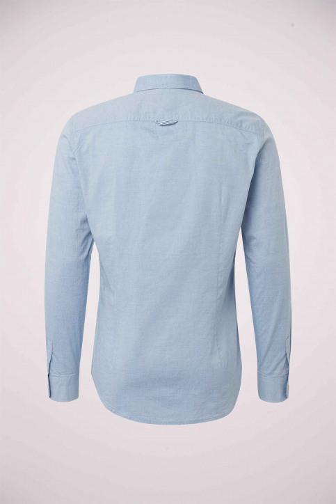 TOM TAILOR Chemises (manches longues) bleu 1008320_15837 LIGHT BLU img8
