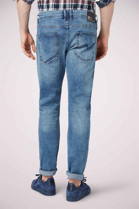 Tom Tailor Jeans slim denim 1008446_10280 LIGHT BLU img4