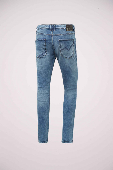 Tom Tailor Jeans slim denim 1008446_10280 LIGHT BLU img9
