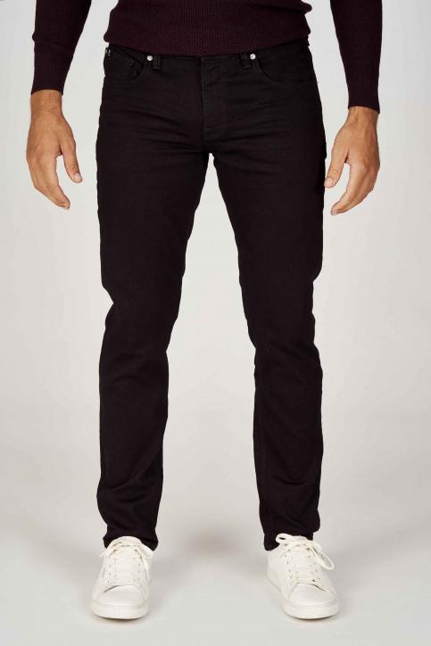 TOM TAILOR Jeans slim noir 1008451_10240 BLACK DEN img1