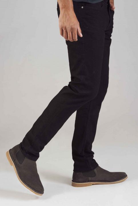 TOM TAILOR Jeans slim noir 1008451_10240 BLACK DEN img5