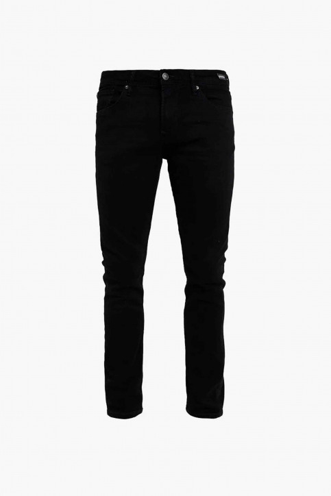 TOM TAILOR Jeans slim noir 1008451_10240 BLACK DEN img6