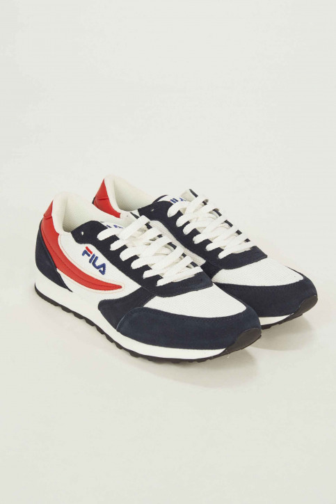 FILA Chaussures bleu 1010589_21B NAVY img1