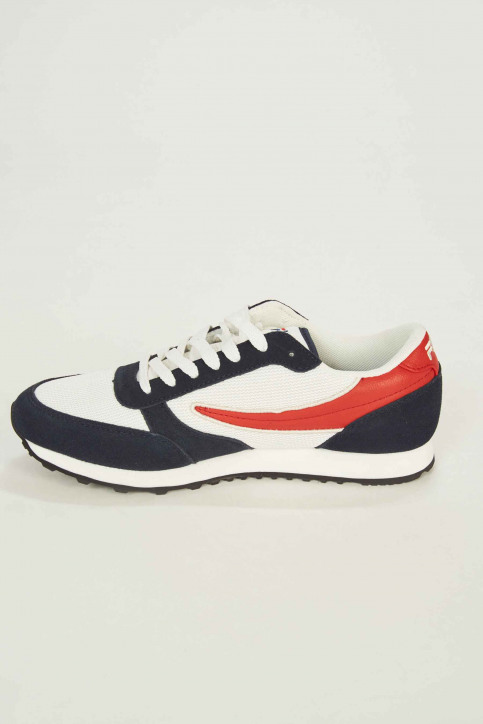 FILA Chaussures bleu 1010589_21B NAVY img4