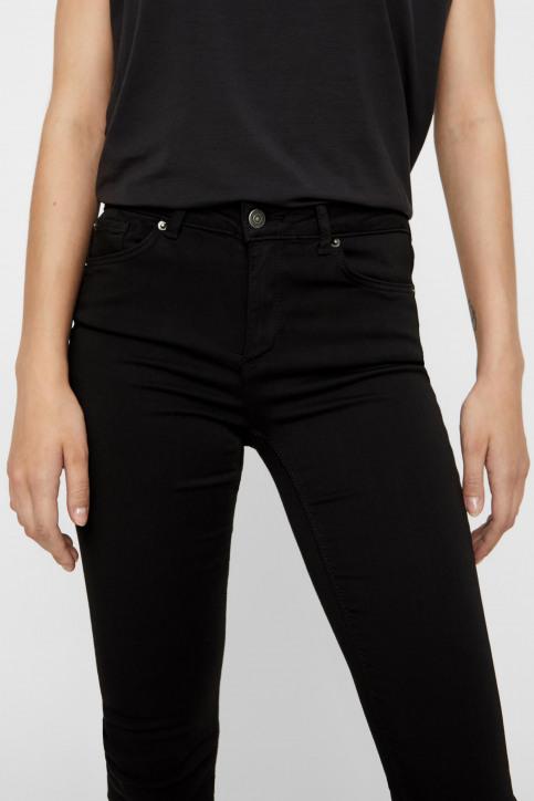 VERO MODA Jeans slim zwart 10158160_BA037BLACK img4