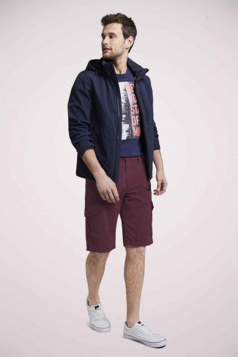 Tom Tailor Shorts bordeaux 1016043_16427 BORDEAUX img1