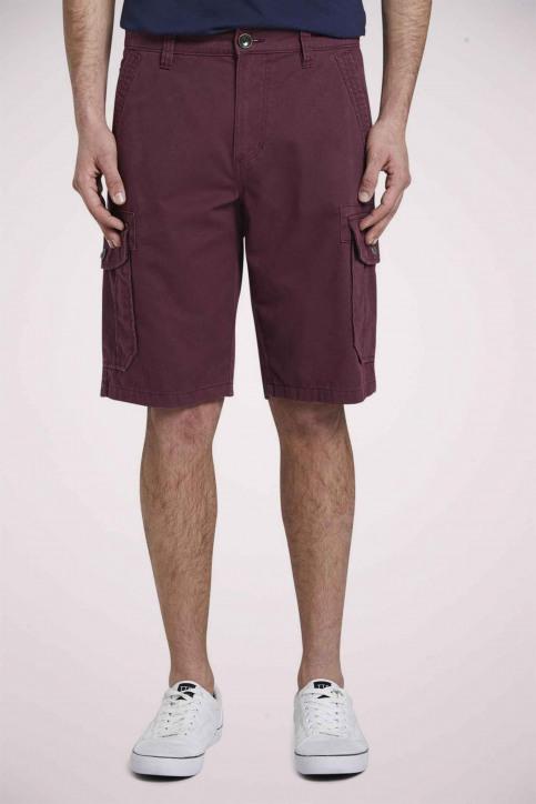 Tom Tailor Shorts bordeaux 1016043_16427 BORDEAUX img2