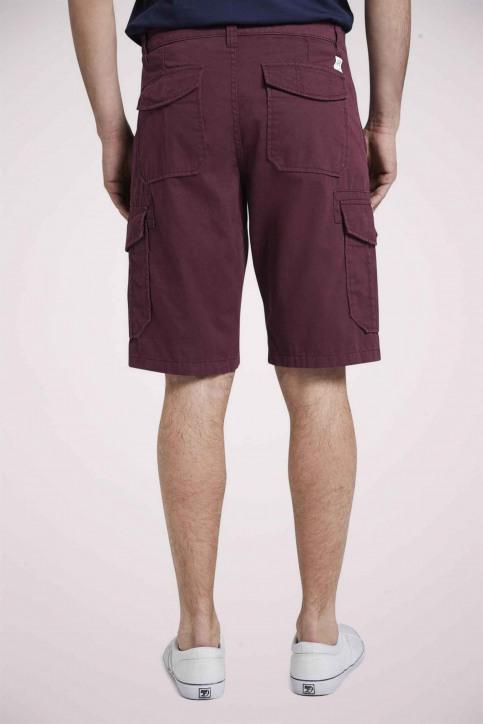 Tom Tailor Shorts bordeaux 1016043_16427 BORDEAUX img3