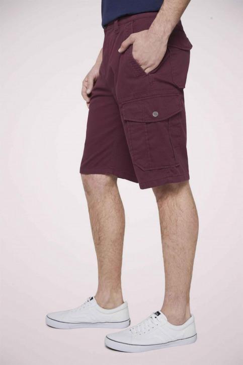 Tom Tailor Shorts bordeaux 1016043_16427 BORDEAUX img4