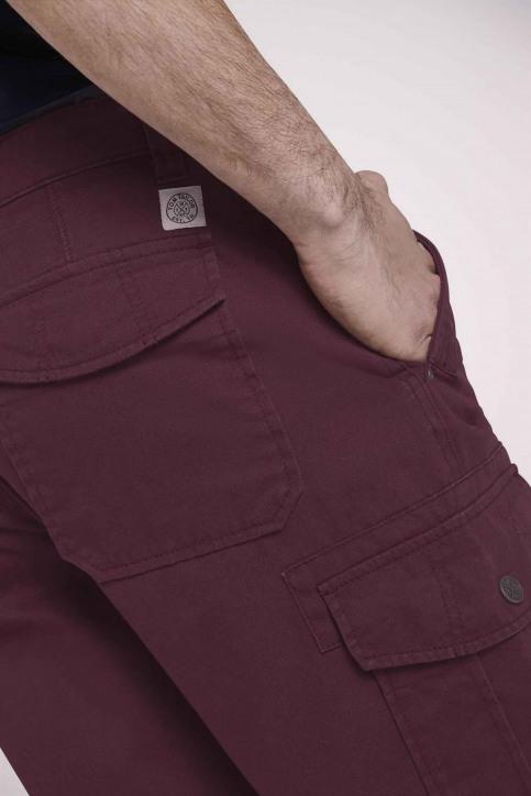 Tom Tailor Shorts bordeaux 1016043_16427 BORDEAUX img6