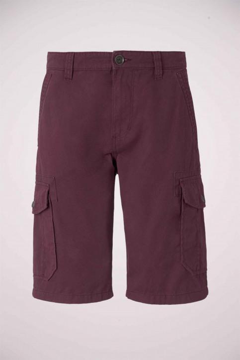 Tom Tailor Shorts bordeaux 1016043_16427 BORDEAUX img7