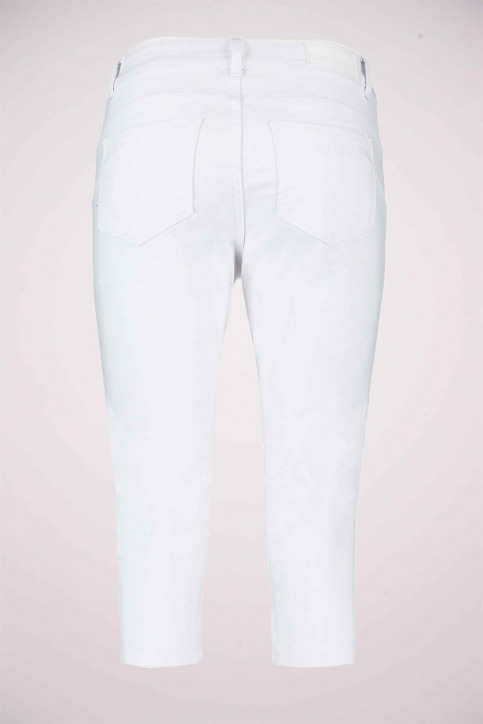 VERO MODA® Jeans 7/8 blanc 10193077_BRIGHT WHITE img2