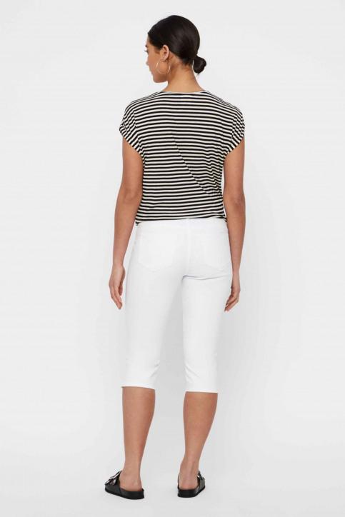 VERO MODA® Jeans 7/8 blanc 10193077_BRIGHT WHITE img3