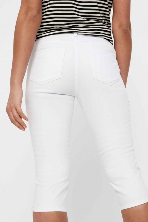 VERO MODA® Jeans 7/8 blanc 10193077_BRIGHT WHITE img4