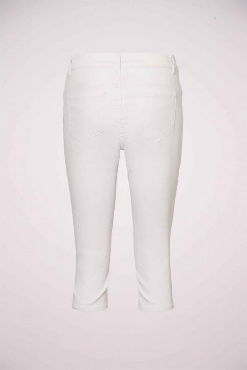 VERO MODA® Jeans 7/8 blanc 10193077_BRIGHT WHITE img7