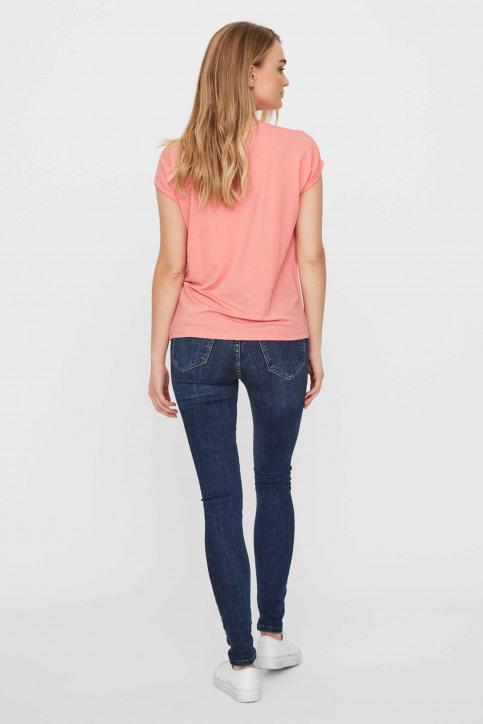 VERO MODA T-shirts (manches courtes) rose 10195724_TEA ROSE img3