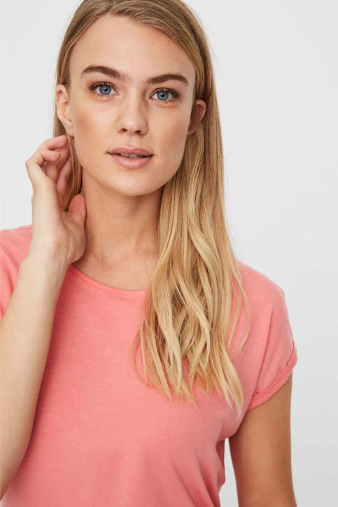 VERO MODA T-shirts (manches courtes) rose 10195724_TEA ROSE img4