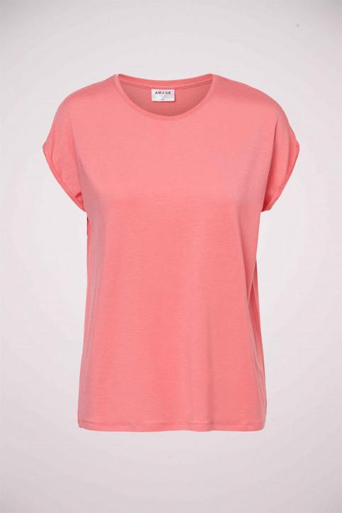 VERO MODA T-shirts (manches courtes) rose 10195724_TEA ROSE img5