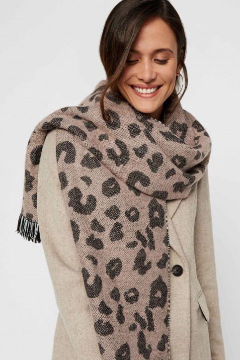 VERO MODA® Wintersjaals roze 10202639_MISTY ROSE img3