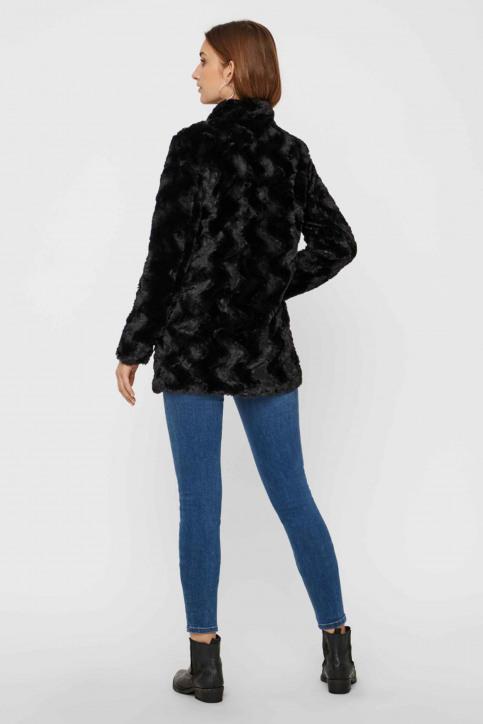 VERO MODA Vestes longues noir 10203269_BLACK img3