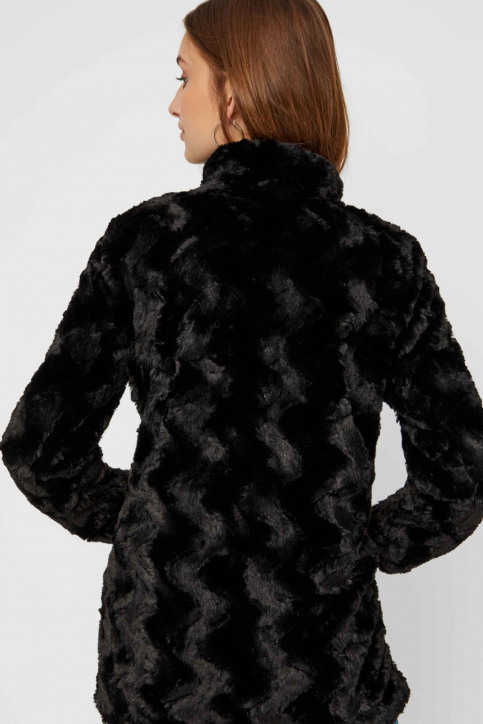VERO MODA Vestes longues noir 10203269_BLACK img4