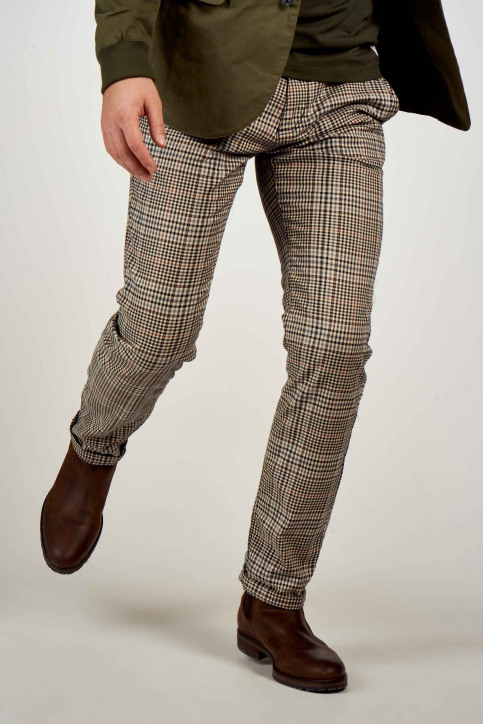 Tom Tailor Chino's bruin 102045124431_24431 BROWN CH img1
